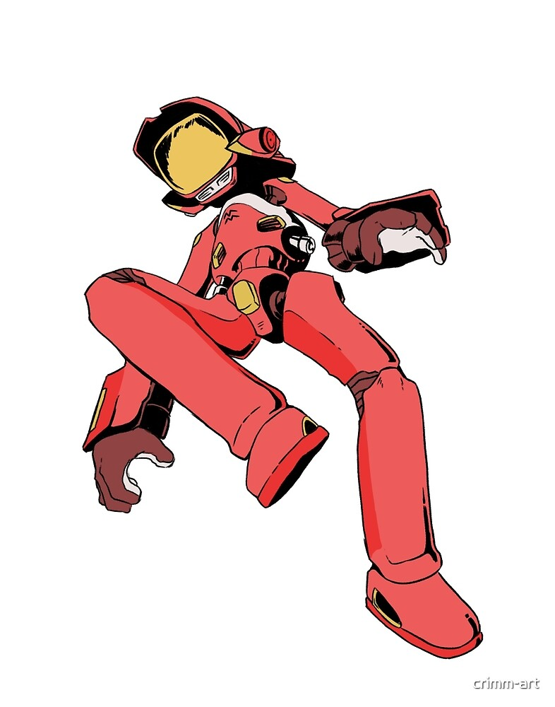 Canti - Flats (Red) by crimm-art