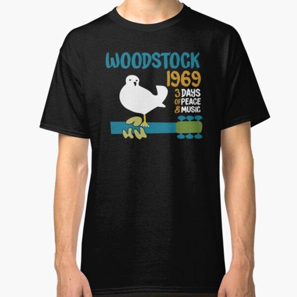 woodstock 50th anniversary 1969 2020 Classic T-Shirt