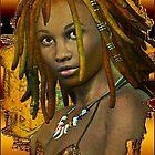 REGGAE WOMAN by shadowlea