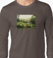 NYC Swamp with Photo shoot Long Sleeve T-Shirt