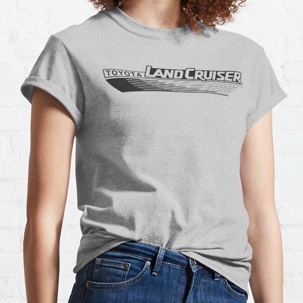 Land Cruiser FJ 60 40 Series logo LINES emblem Classic T-Shirt