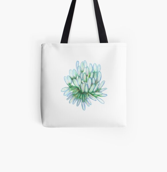Clover All Over Print Tote Bag