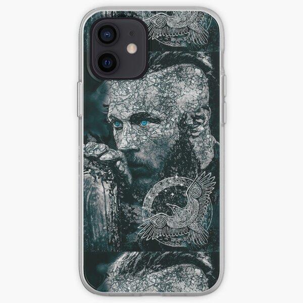 KING RAGNAR LOTHBROK - VIKINGS Funda blanda para iPhone