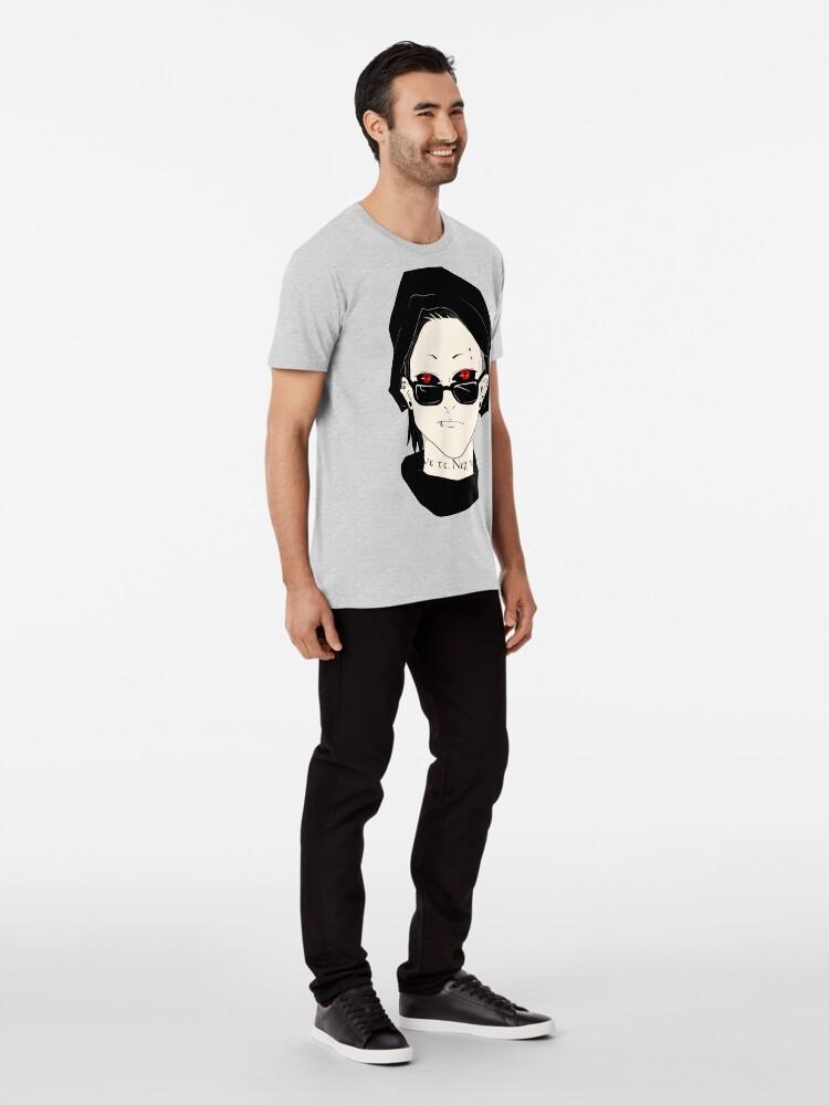 Alternate view of Ghoul  Premium T-Shirt