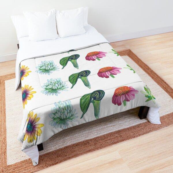 Flowers Comforter
