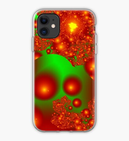 Day Glow IV iPhone Case