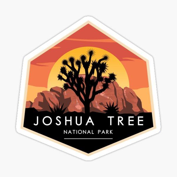 Joshua Tree National Park Explorer Sticker