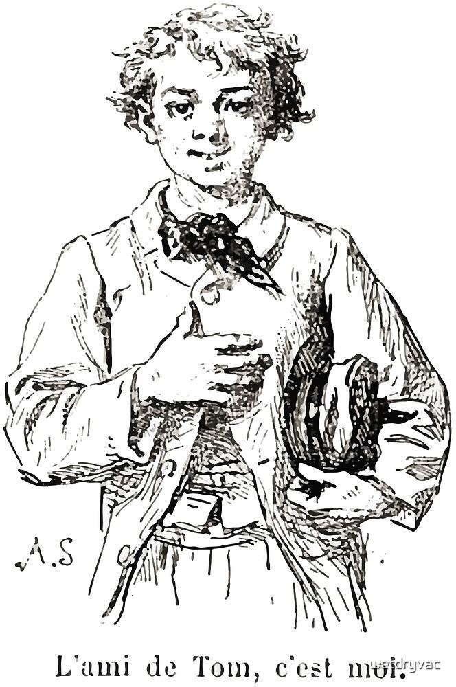 Achille Sirouy Mark Twain Les Aventures de Huck Huckleberry Finn illustration p009 by wetdryvac