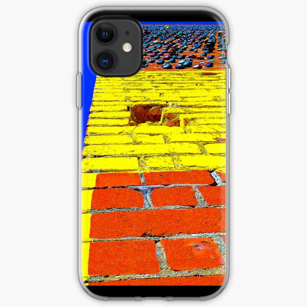 """Vertical Car Yard"" - phone iPhone Soft Case"
