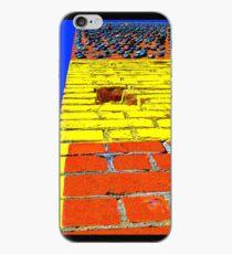 """""""Vertical Car Yard"""" - phone iPhone Case"""