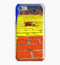 """""""Vertical Car Yard"""" - phone iPhone Case/Skin"""