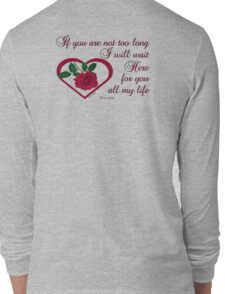Forever My Love T-Shirt