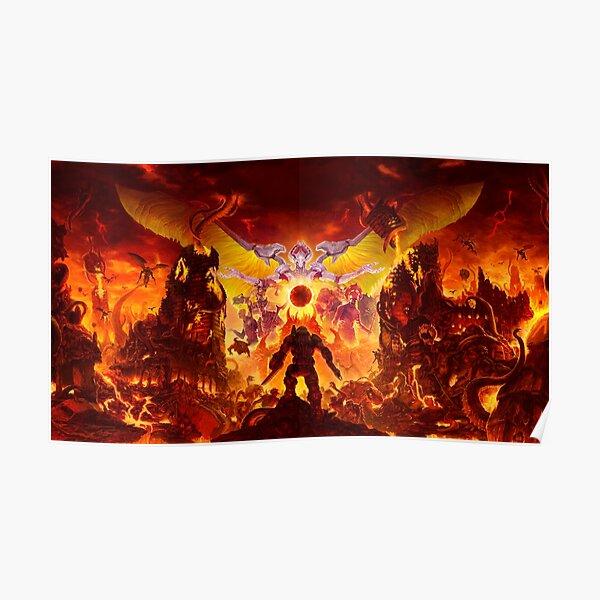 doom eternal Poster