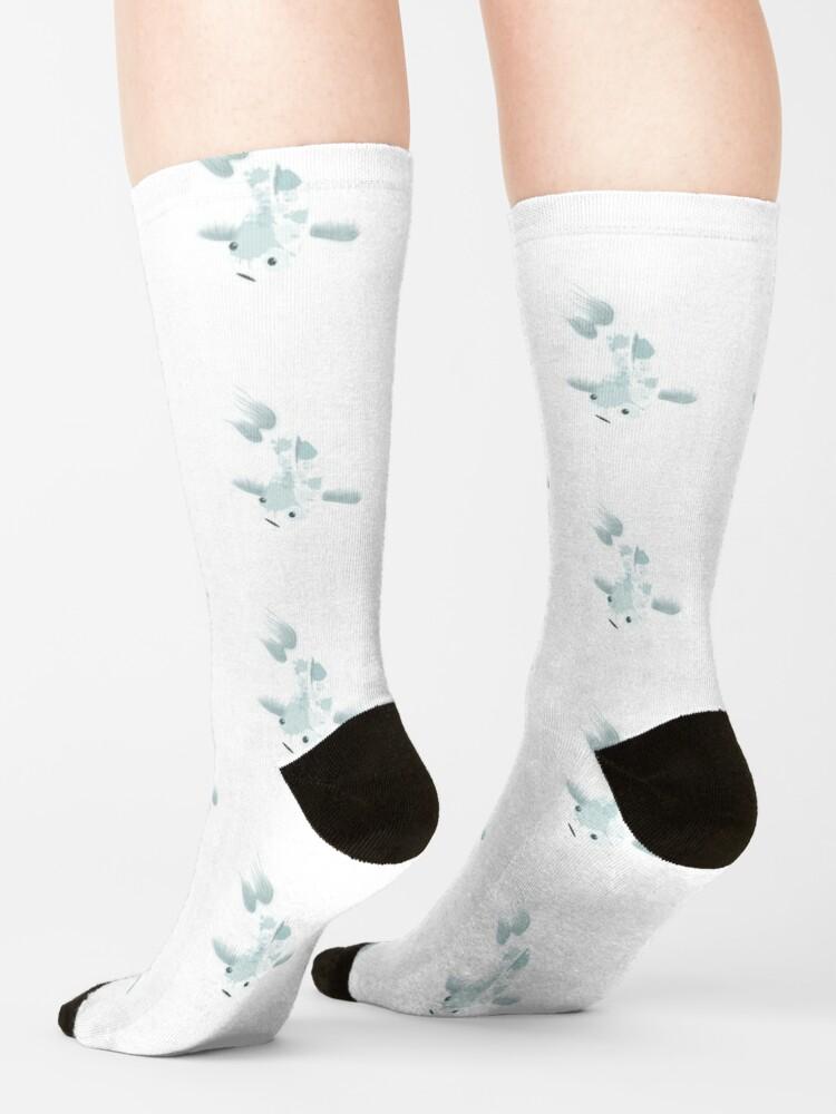 Alternate view of The Koi Socks