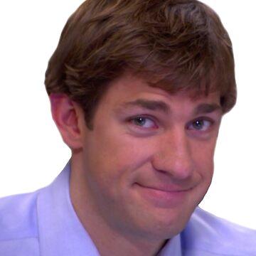 Jim's Smirk: la oficina de TellAVision