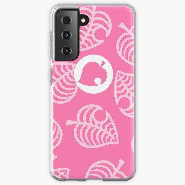 Pink Nook Phone Case Samsung Galaxy Soft Case