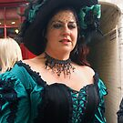 The Goth Weekend at Whitby, Oct 2011. 27 by TREVOR34