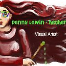 Business Card by Penny Hetherington