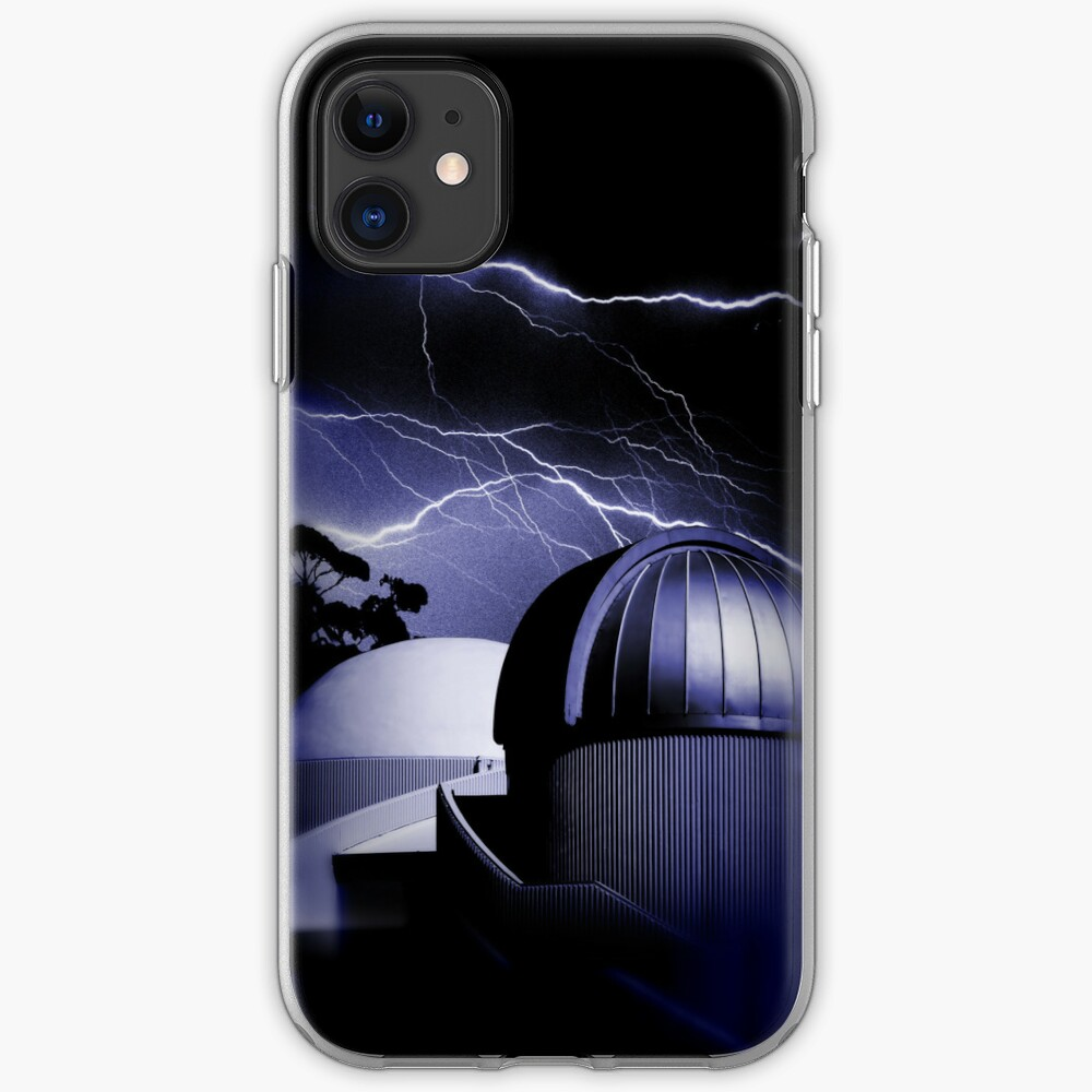 Raging sky iPhone Case & Cover