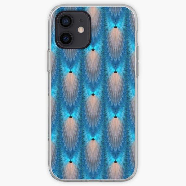 Electric Blue iPhone Soft Case