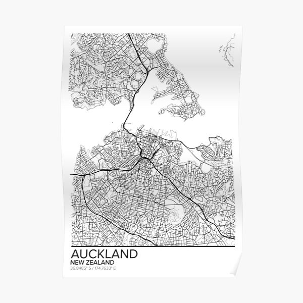 Gift Map New Zealand Nelson Map City Map Nelson Nelson Print Map Poster Minimalist Map Art Home Town Map