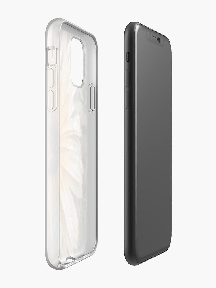 Alternate view of Raindrop Calendula iPhone Case & Cover