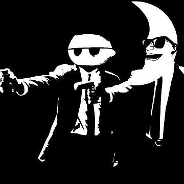 Moonman Moonman by Cyberpanzer