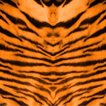 Tiger Stripes by DerBen