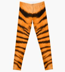 Tiger Stripes Leggings