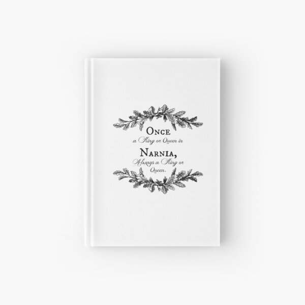 Once A King or Queen Hardcover Journal