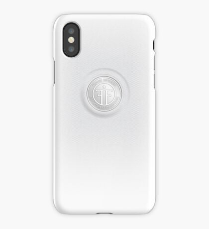 Fringe Division (light) iPhone Case