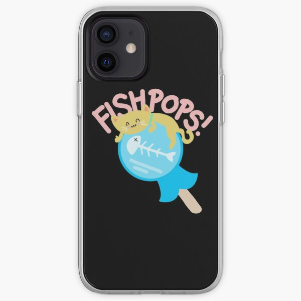 Fishpops! iPhone Soft Case