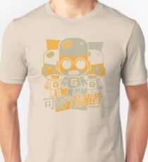 Gadget Mascot Stencil Unisex T-Shirt