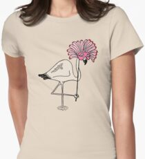Over The Top? Women's Fitted T-Shirt