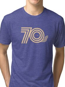 Born in the 70's Tri-blend T-Shirt