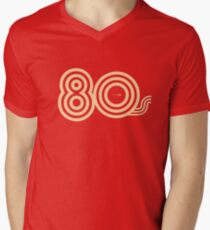 Born in the 80's Mens V-Neck T-Shirt