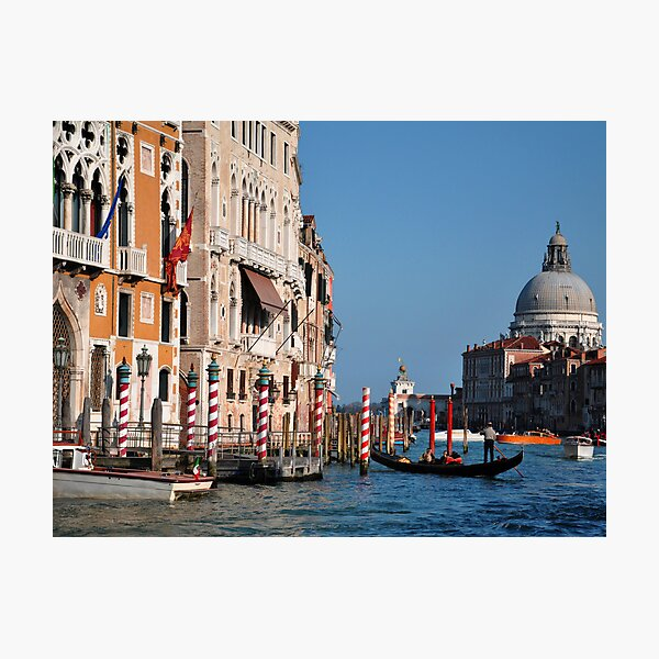Colors of Venice Photographic Print