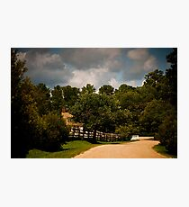 Historic Williamsburg Virginia Photographic Print