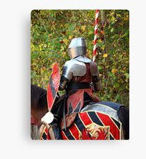 Chivalry Canvas Print