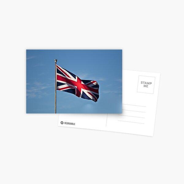 Union Flag Postcard