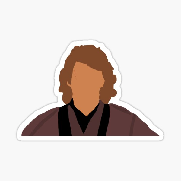 anakin Sticker