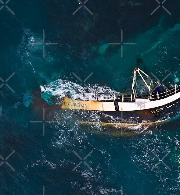 Dun fishing by Terry Mooney
