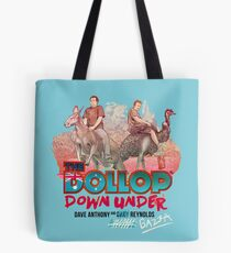 The Dollop - Down Under  (Australia variant) Tote Bag