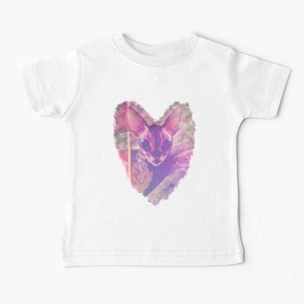 Cosmic Kitty  Baby T-Shirt