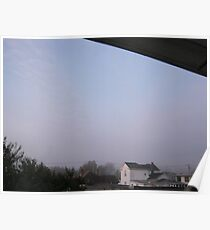 10/31/11- Strange Halloween Morning Mist 3 Poster
