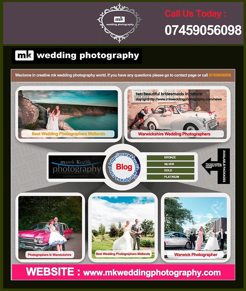 Perfect Wedding Photographers Coventry by mkphotograph