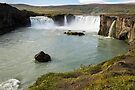 Waterfall Of The Gods by Lucinda Walter