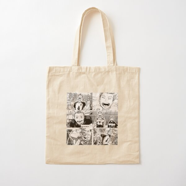 Collage de Bokuto Tote bag classique
