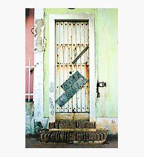 Door Photographic Print