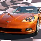 and the winner is... 2007 Corvette!  by Heather Friedman